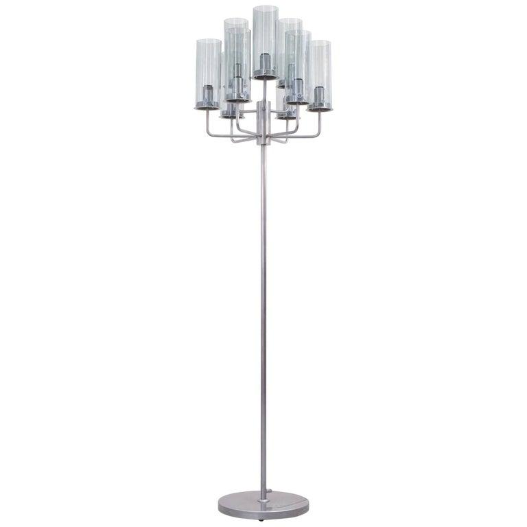 Very Rare Hans-Agne Jakobsson Floor Lamp, 1960s For Sale