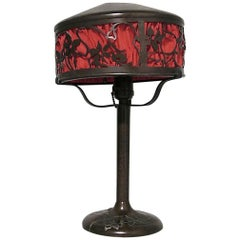American Mission Bronze Table Lamp