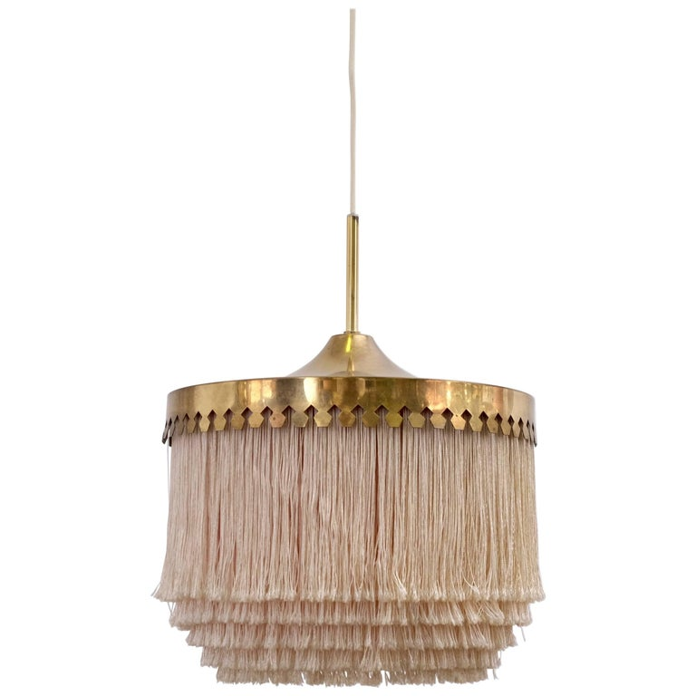 Hans-Agne Jakobsson Ceiling Lamp Model T601/M, 1960s For Sale