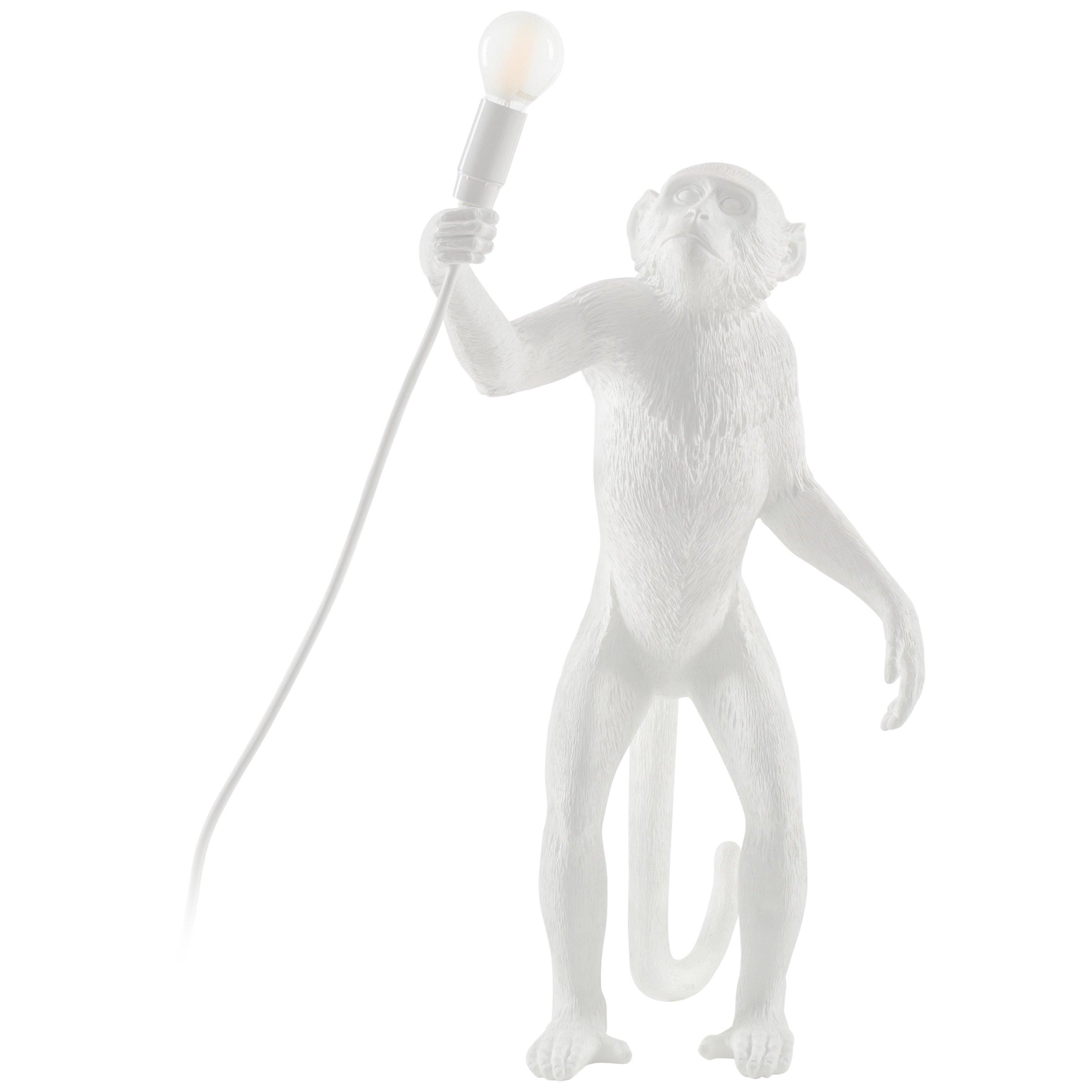 "Seletti Resin Lamp ""Monkey Lamp-Us""- Standing"