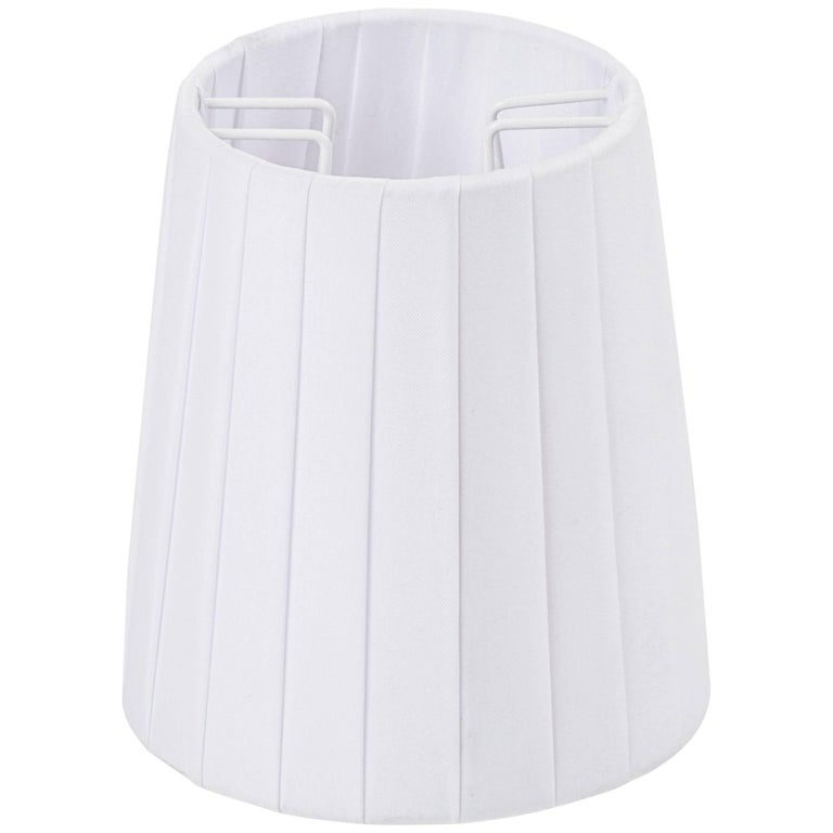 """Seletti Metal Lampshade and Polyester """"Monkey Lamp"""", White"""