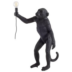 "Seletti ""Monkey Lamp-Outdoor-Us"" Resin Lamp, Standing"