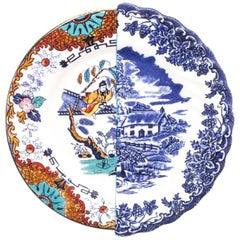"""Seletti """"Hybrid-Valdrada"""" Fruit Plate in Porcelain"""
