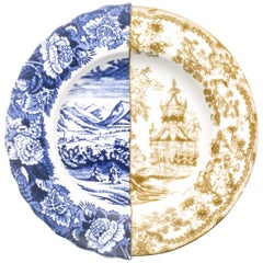 "Seletti ""Hybrid-Sofronia"" Soup Bowl in Porcelain"