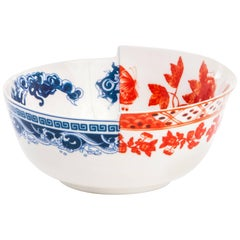 "Seletti ""Hybrid-Eutropia"" Bowl in Porcelain"