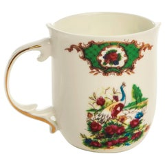 "Seletti ""Hybrid-Anastasia"" Mug in Porcelain"