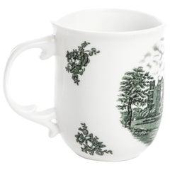 "Seletti ""Hybrid-Fedora"" Mug in Porcelain"
