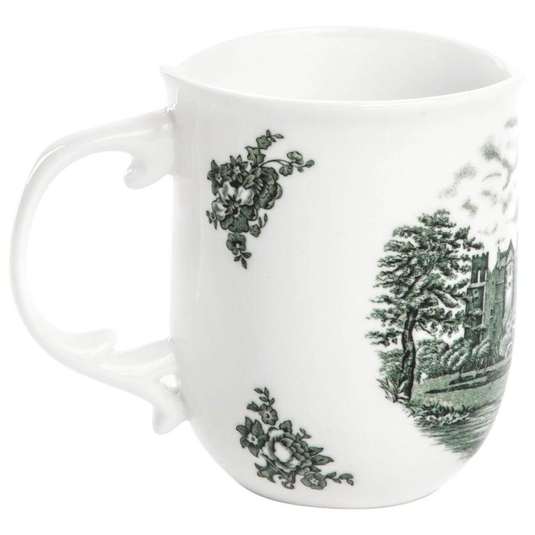 """Seletti """"Hybrid-Fedora"""" Mug in Porcelain For Sale"""