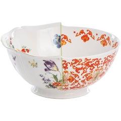 Seletti 'Hybrid-Ersilia' Salad Bowl in Porcelain