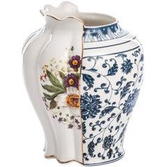 """Seletti """"Hybrid-Melania"""" Vase in Porcelain"""