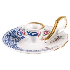 "Seletti ""Hybrid-Laudomia"" Porcelain Candleholder"
