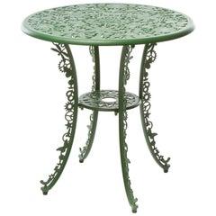 "Aluminium Table ""Industry Garden Furniture"" by Seletti, Green"