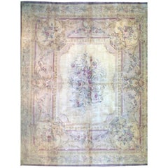 Renaissance French Style Savonnerie Rug