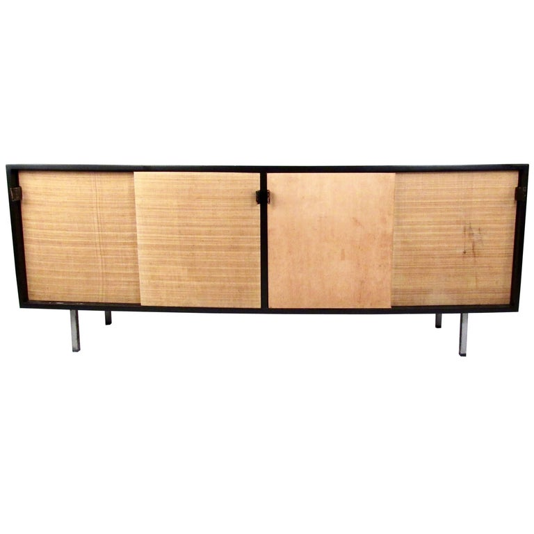 Florence Knoll Office Credenza for Knoll International