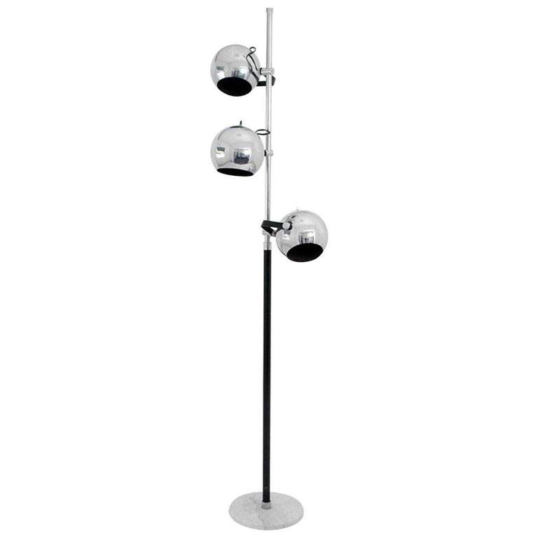1960s Italian Floor Lamp, style of Arredoluce