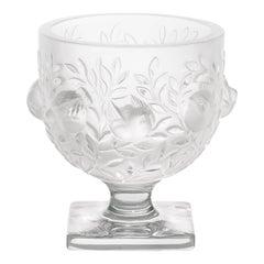 Lalique Elisabeth Vase Clear Crystal