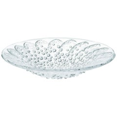 Lalique Roscoff Bowl Clear Crystal
