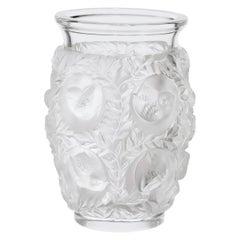 Lalique Bagatelle Vase in Clear Crystal