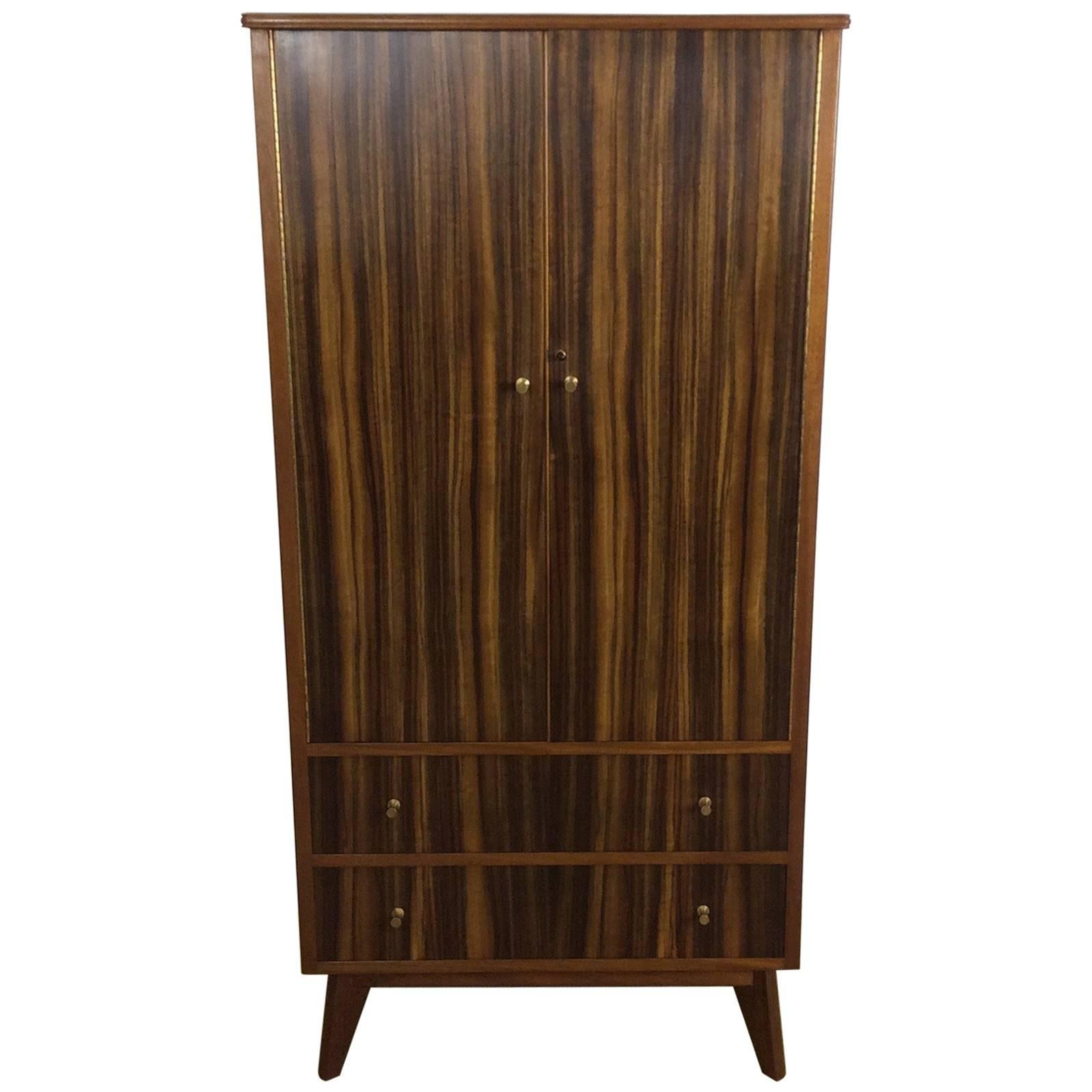 Midcentury Wardrobe By Morris Of Glasgow
