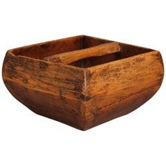 Wood Grain Bin
