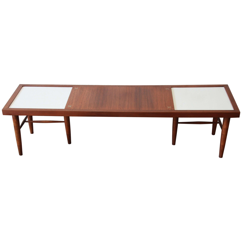 Merton Gershun for American of Martinsville Mid-Century Modern Coffee Table