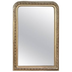 19th Century French Louis Philippe Gilded Mirror