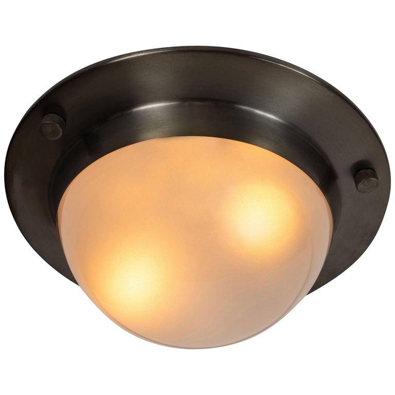 1960s Luigi Caccia Dominioni 'Tommy' Ceiling Light for Azucena