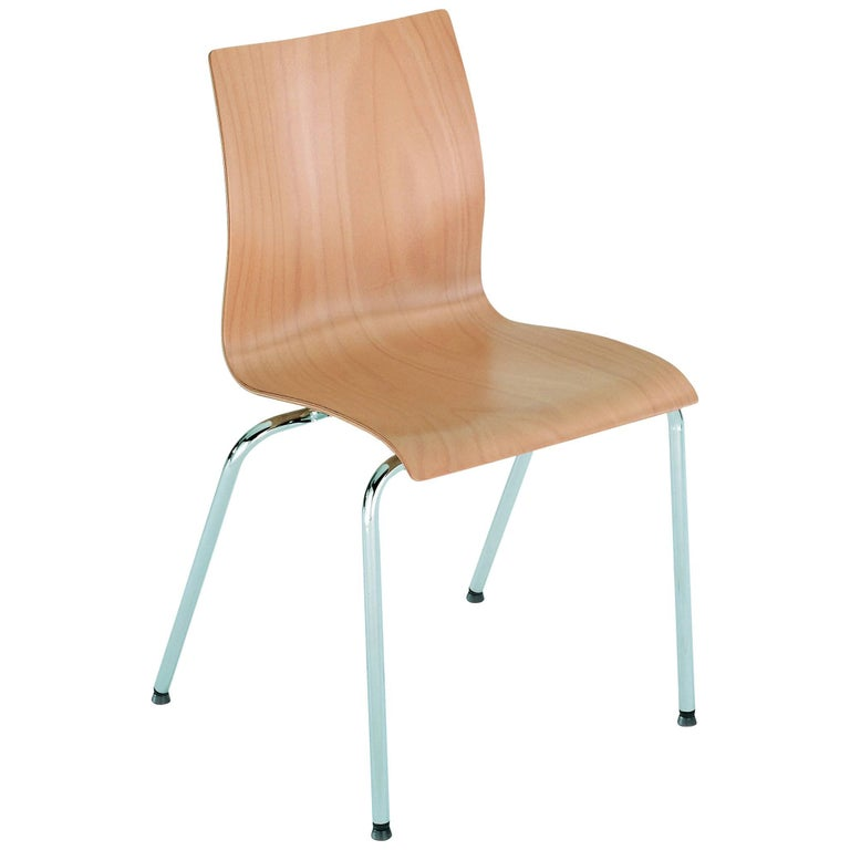 Hot Chair in Beech by GTV