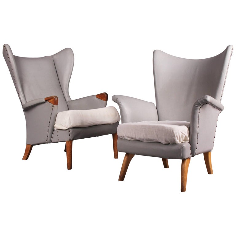 Armchair Couple by Parker Knoll