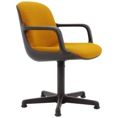 Midcentury Office Desk Chair by Comforto, 1970s