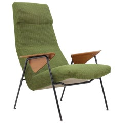 Armchair 368 Walter Knoll, Designed by Arno Votteler, 1956