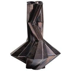 Lara Bohinc, Fortress Cupola Vase, Bronze Ceramic