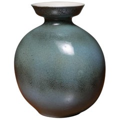 Rare Vase by Giovanni Gariboldi for Richard Ginori
