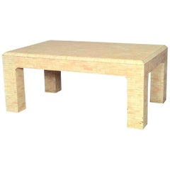 American Postwar Design Modern Coffee Table