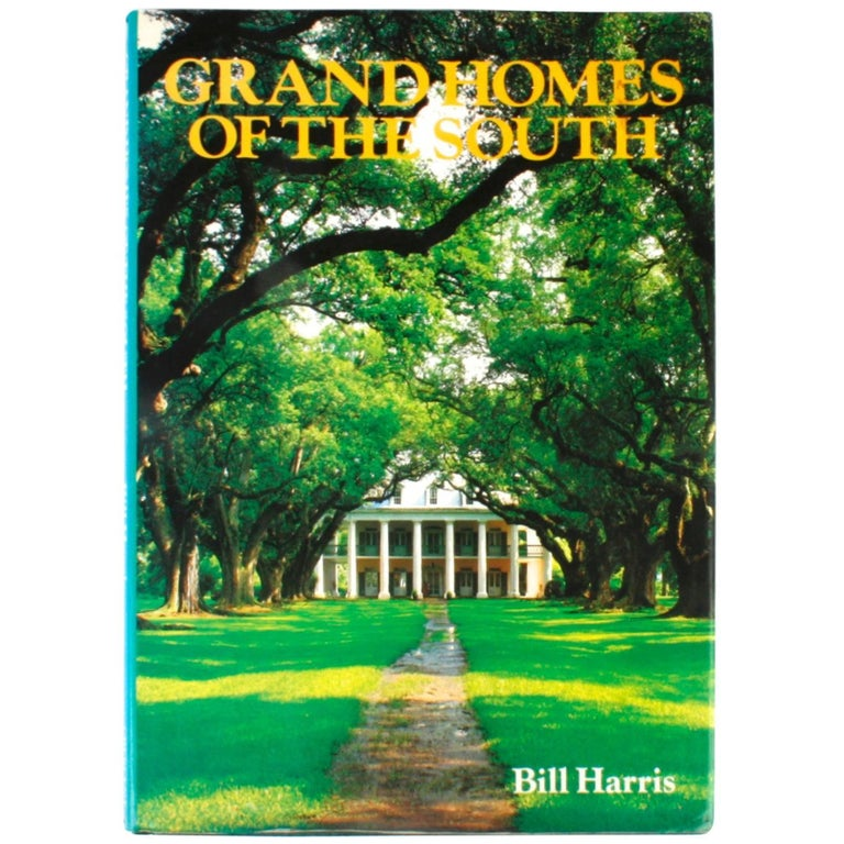 """Grand Homes of the South"" Book"