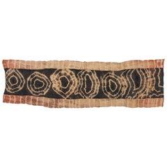 African Kuba Textile Panel