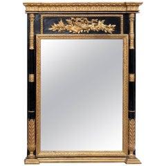 Italian Neoclassical Style Mirror