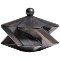 Lara Bohinc, Fortress Treasury Box, Bronze Ceramic