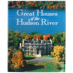 """Great Houses of the Hudson River"", First Edition Book"