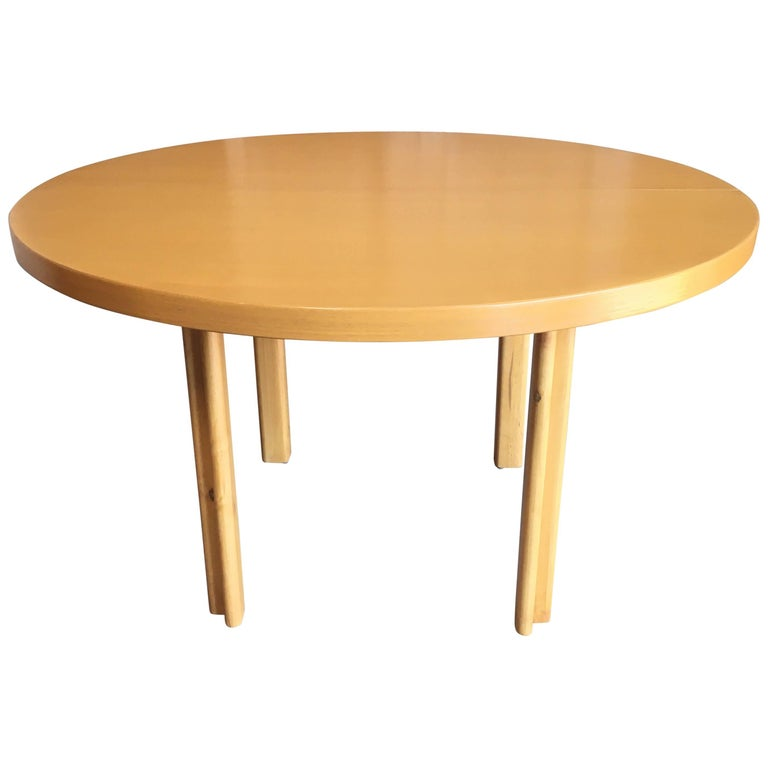 Alvar Aalto Dining Table