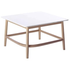 Single Curve Low Table B