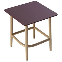 Single Curve Low Table A
