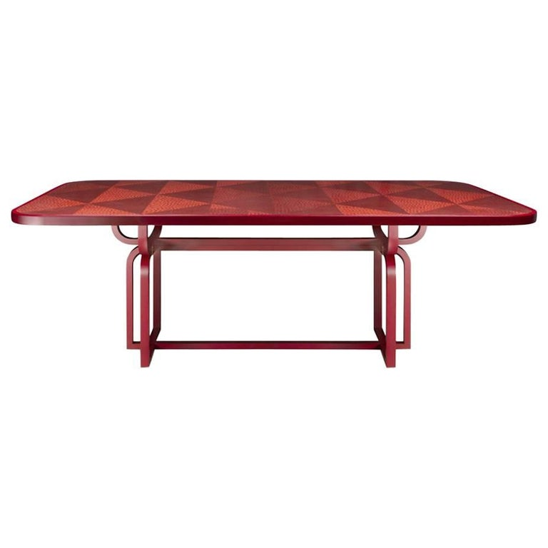 Caryllon Dining Table by Cristina Celestino For Sale