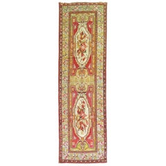 Antique Turkish Ghriordes Runner