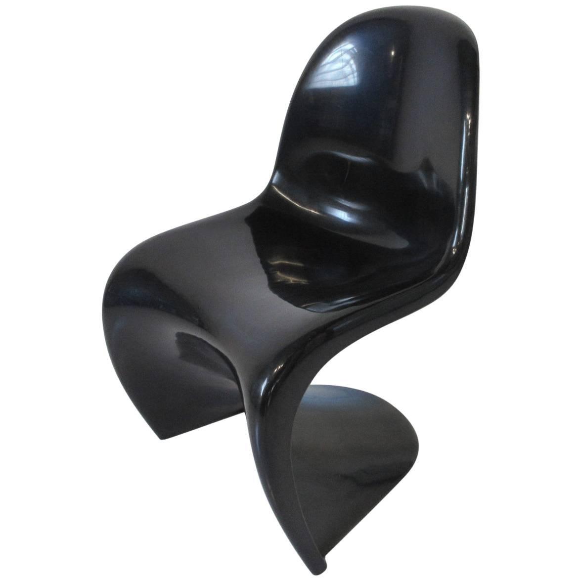 Verner Panton  S  Molded Plastic Chair ...  sc 1 st  1stDibs & Verner Panton