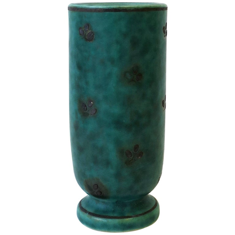 Swedish Pottery Vase