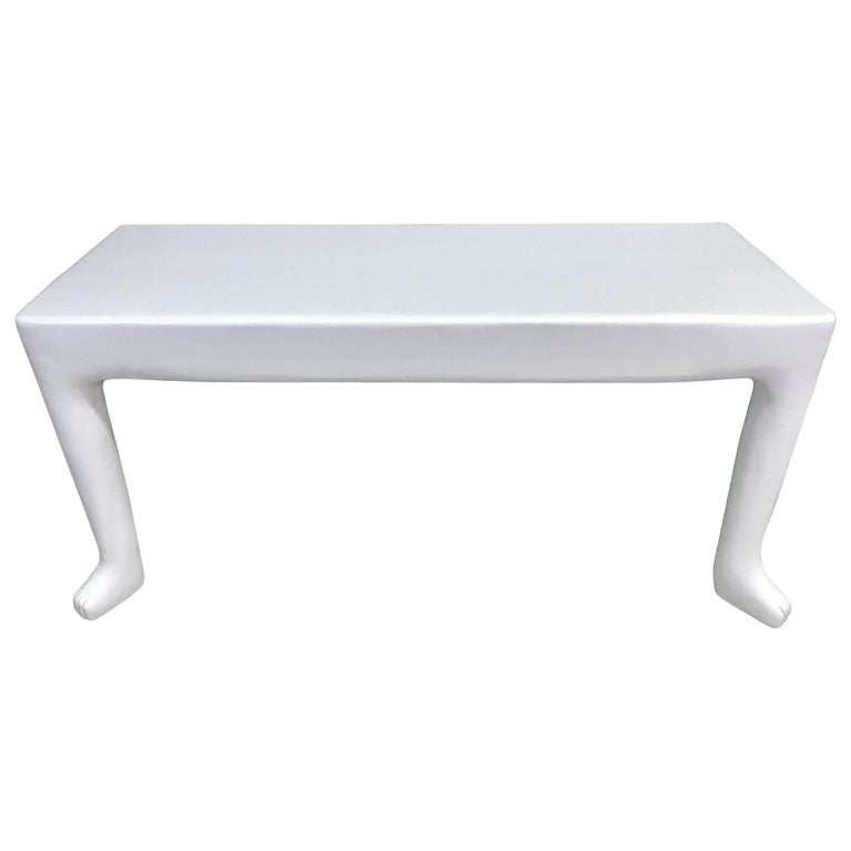 John Dickinson Style African Console