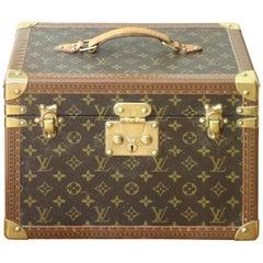 1980s Louis Vuitton Train Case