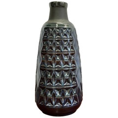 Midcentury Danish Stoneware Vase by Einar Johansen for Soholm