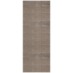 Oversized Terra Rug in Natural Wool